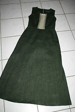 KL2984 @ Leinen Dirndl @ Dirndlkleid @ Trachtenkleid @ Couture Dress 36-38