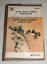 MADE IN GREECE: BOB DYLAN - Slow Train Coming TAPE,RARE