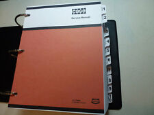 Case 4890 Tractor Service Manual Repair Shop Book NEW with Binder