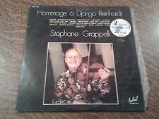 album 2 33 tours hommage a django reinhardt stephane grappelli et son quintette