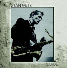 "STAN GETZ ""At Large"" new 2 CD set Stan Getz (Sax) (CD, 2012, 2 Discs, Play 24-7)"