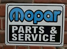 MOPAR Parts Service sign GTX Dodge Charger 70cuda 71 69