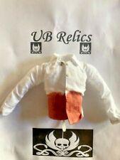"Sideshow Reservoir Dogs Mr Orange Tim Ross 12"" Bloody White Shirt 1/6 Scale"
