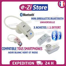 Mini Oreillette Bluetooth écouteur kit main libre Iphone Smartphones Universelle