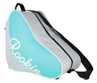 Rookie Quad Skate & Roller Derby Bag, Blue/Grey
