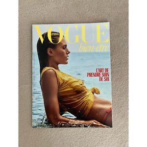 Vogue Paris Wellness Magazine Madison Headrick, Gisele, Hadid Sisters