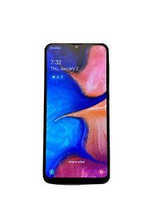 Samsung Galaxy A20 SM-A205U - 32GB - Black (T-Mobile) (Single SIM)