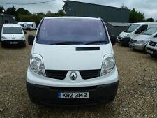 Renault SWB Commercial Vans & Pickups