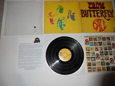 Iron Butterfly Ball 1969 Stereo 1st Analog VG Press ULTRASONIC CLEAN