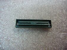 SAMTEC TWO PART BOARD CONNECTOR Straight 100-Pin Female Socket SMT **NEW** Qty.1