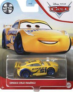Disney Pixar Cars Diecast Singles 1:55 - Dinoco Cruz Ramirez