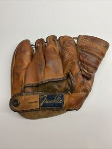 "Vintage Franklin Stan Musial Glove - ""Fast Play Pocket"""