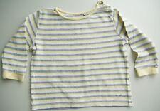 Baby Langarm T-Shirt von S. OLIVER Longsleeve Größe 80 86 Shirt 100% Baumwolle