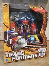 Transformers Battle Blades Optimus Prime BNISB 2010 Knight