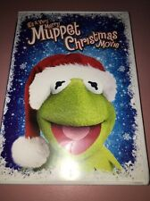 Its a Very Merry Muppet Christmas Movie DVD Children Rated PG Kermit Miss Piggy