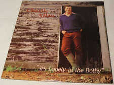 Charlie Allan - It's Lonely In The Bothy 1980 Ardo 101 Vinyl LP Bothy Ballads