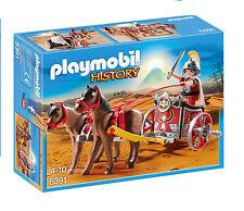 PLAYMOBIL 5391 - History - Römer Streitwagen