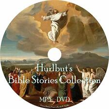 Jesse Hurlbut's Christian Audiobook Collection in English on 1 MP3 DVD Free Ship