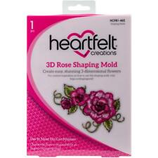 Heartfelt Creations 3D Rose Shaping Mold HCFB1-462