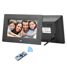CW_ HD Digital Photo Frame Electronic Album Picture Display Video Player Surpris