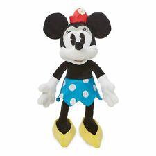 Disney Authentic Minnie Mouse Classic Plush – Medium – 19'' New W/ Tag