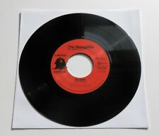"""Bonobo - Silver UK 2000 Tru Thoughts Limited Edition 7"""" Single"""