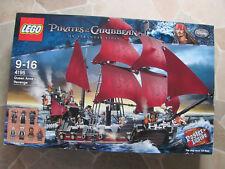 Lego Piratas del Caribe 4195 Queen Anne's Revenge nuevo S. descripción!!!