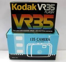 Holga 135 Model K-280 Point & Shoot 35mm Film Camera With Kodak VR35 Flash NEW