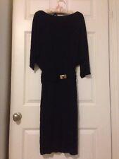 Emilio Pucci Black Dress US 6