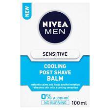 NIVEA MEN Sensitive Cooling Post Shave Balm 100ml Pack of 3