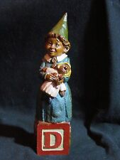 retired-Alphabet D-Doll-Dr. Thomas F. Clark Gnome-Cairn part #5220