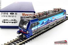 ROCO 71916 - H0 1:87 - Locomotora Eléctrico 93 521-2, SBB Cargo Internacional Ve