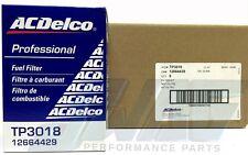 AC Delco OEM 6.6 6.6L Duramax Diesel Engine Fuel Filter Silverado Sierra Case 6