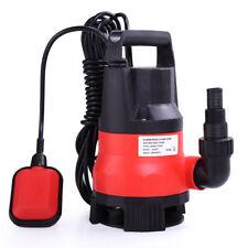 Submersible Water Pump 1/2 HP 2000gph Clean Clear Dirty Pool Pond Flood Drain