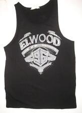 Elwood Sleeveless Graphic Tees for Men