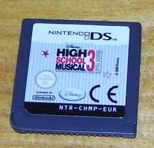 HIGH School Musical 3 - DS Lite DSI 3DS 3DSXL 2DS - Port gratuit lettre suivie