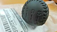 NISSAN PATROL SAFARI GU Y61 LEATHER Shift Lever Knob OEM Japan import GENUINE