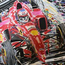 New listing Vintage Formula 1 Randy Owens Racing Nascar Shirt XL 1997 Malboro Shell