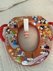 Ginsey+Home+Solutions+MICKEY+MOUSE+Padded+Potty+Seat+With+Potty+Hook