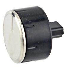 BOSCH Oven Knob Silver Black Hob Control Switch Button Dial  616100
