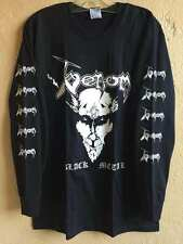 Venom Long sleeve L shirt Thrash metal Black Bathory Celtic frost Slayer Sodom