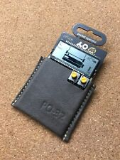 Hand Made Leather Slip On Case For Teenage Engineering Pocket Operator PO-32