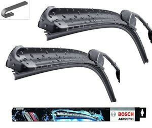 "Ford fiesta MK4//MK5 1.4 19//19/"" Aero Vu frontal Retro Wiper Blades Parabrisas"