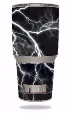 New Skin Decal Wrap for Yeti 30 oz Rambler Tumbler cover sticker lightning