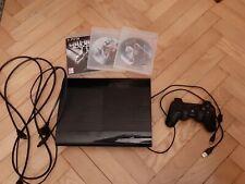 Playstation 3 super slim 12gb inkl Controller und 3 Spielen