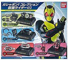 Kamen Rider Zero One 01 All 4 set Gashapon mascot toys Complete