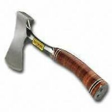 NEW ESTWING E24A SPORTSMAN CAMP SCOUT AXE WITH SHEATH SALE USA MADE 6506885