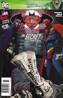 Superman Batman Comic 85 Cover A First Print 2011 Fialkov Melo Mayer DC