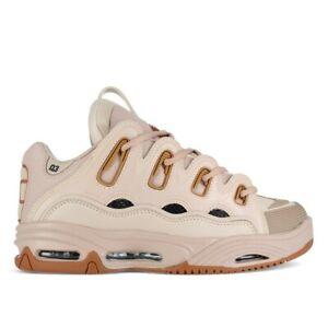 Mens Osiris D3 Skateboarding Shoes NIB Copper Sand Tan