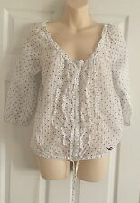 Hollister Ladies SUMMER TOP SIZE L